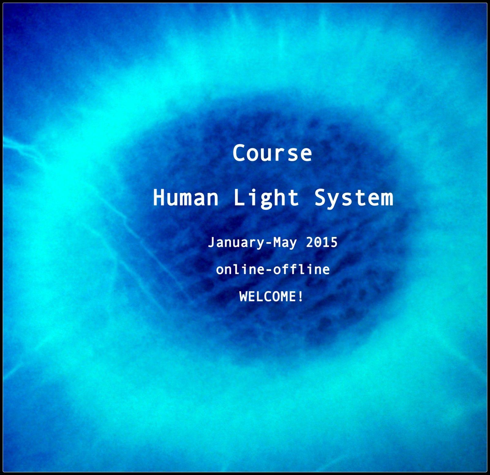 Human Light System Course – Translighters technologies